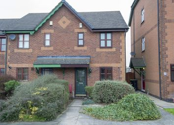 Thumbnail 2 bed end terrace house for sale in Monins Avenue, Tipton