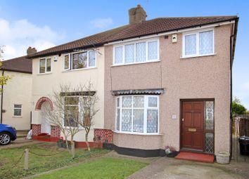 Thumbnail 3 bed semi-detached house for sale in Dickens Avenue, Hillingdon, Uxbridge