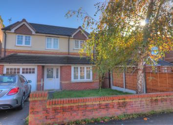 Thumbnail 4 bed detached house for sale in Hinchley Road, Blackley, Manchester