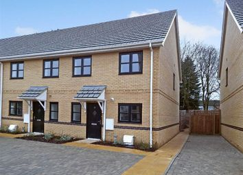 Thumbnail 3 bedroom end terrace house for sale in Giles Crescent, Stevenage, Hertfordshire