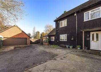 3 bed semi-detached house for sale in Swedish Cottages, Westwick Row, Hemel Hempstead, Hertfordshire HP2