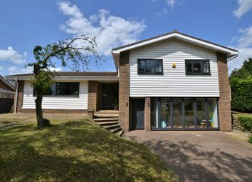 Thumbnail 5 bedroom detached house for sale in Church Street, Brisley, Dereham
