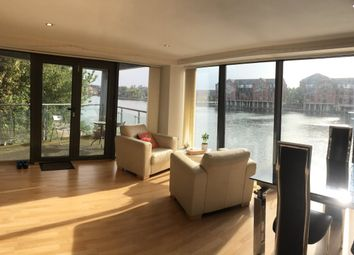 Thumbnail 2 bed flat for sale in Atlantic Wharf, Cardiff