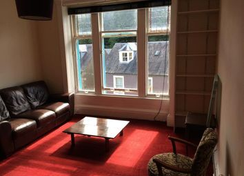 Thumbnail 4 bed flat to rent in High Street, Galashiels