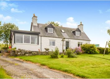 Thumbnail 3 bed detached house for sale in West Shinness, Lairg