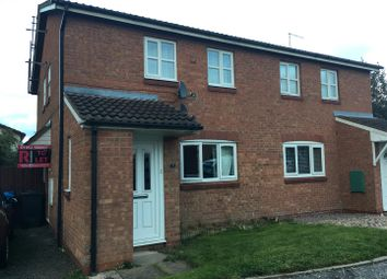 Thumbnail 1 bed flat to rent in Bader Road, Perton, Wolverhampton