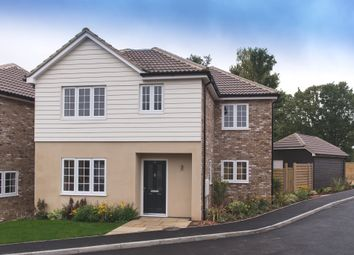 Thumbnail 4 bed detached house for sale in Doverfield, Goffs Oak, Waltham Cross