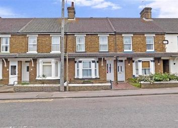 3 bed terraced house for sale in Park Road, Sittingbourne, Kent ME10