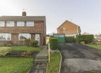Thumbnail 2 bed semi-detached house for sale in Oakbank Avenue, Old Whittington, Chesterfield