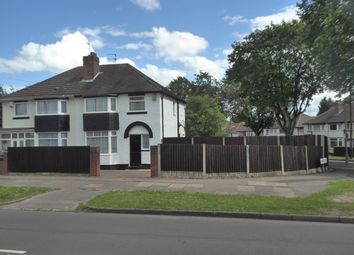 Thumbnail 3 bed semi-detached house for sale in Turves Green, Northfield, Birmingham