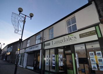 Thumbnail 3 bed flat to rent in High Street, Spennymoor