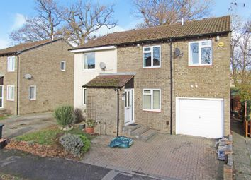 Thumbnail 4 bed semi-detached house for sale in Springwood Drive, Ashford