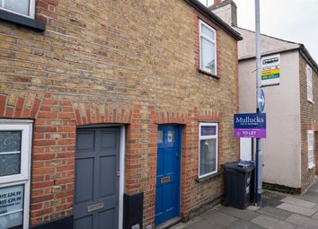 Thumbnail 2 bed terraced house to rent in Dane Street, Bishops Stortford, Herts