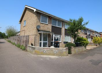 3 bed semi-detached house to rent in Beech Walk, Kempston, Bedford MK42