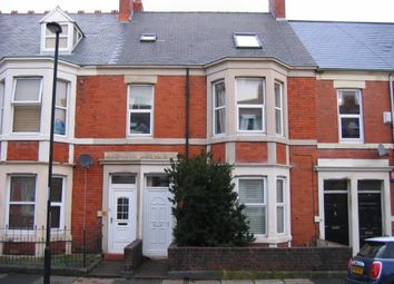 Thumbnail 4 bed maisonette for sale in Forsyth Road, Jesmond