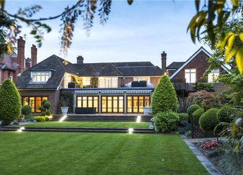 Thumbnail 5 bed detached house for sale in Alan Road, Wimbledon
