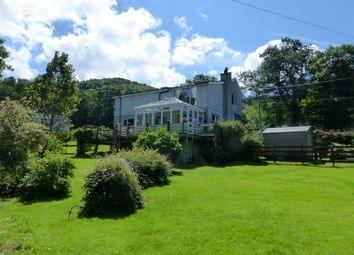 Thumbnail 4 bed detached house for sale in Braichmelyn, Bethesda, Bangor