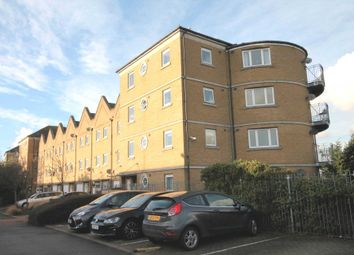 Thumbnail 2 bed flat for sale in Wharfside Close, Erith