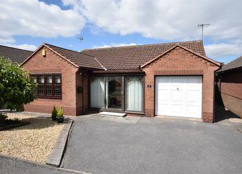 Thumbnail 2 bed detached bungalow for sale in Hilton Park Drive, Leabrooks, Alfreton, Derbyshire