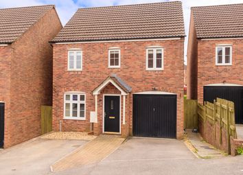 Thumbnail 3 bed detached house for sale in Church Bell Sounds, Cefn Glas, Bridgend