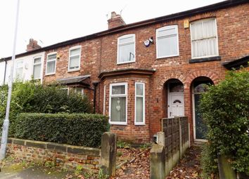 Thumbnail 3 bedroom terraced house for sale in Broom Avenue, Levenshulme, Greater Manchester