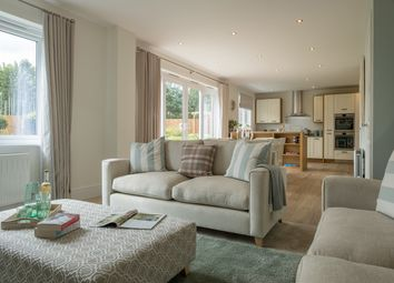 Thumbnail 4 bed detached house for sale in Plots 166, 168 & 169 - The Henley, Stockley Lane, Calne, Wiltshire