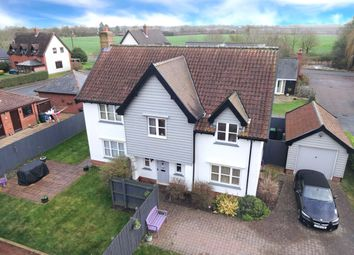 4 bed detached house for sale in Fenns Meadow, Combs, Stowmarket, Suffolk IP14