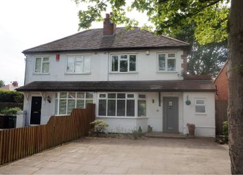 3 bed semi-detached house for sale in Danford Lane, Solihull B91