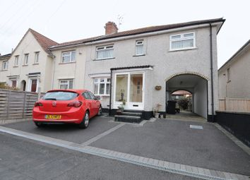 Thumbnail 4 bed end terrace house for sale in Andover Road, Knowle, Bristol