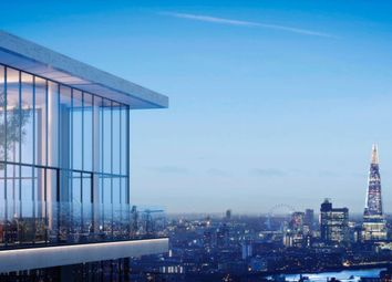 Thumbnail 2 bed flat for sale in Wardian London, Canary Wharf