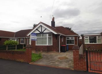 Thumbnail 2 bedroom bungalow for sale in Lyndon Road, Irlam, Manchester, Greater Manchester