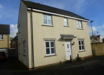 Thumbnail 3 bed detached house for sale in Pear Tree Walk, Carterton