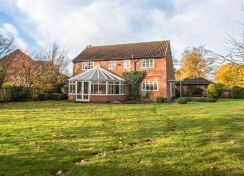 Thumbnail 5 bedroom detached house for sale in Sutton Park, Sutton On Derwent, York