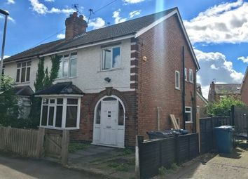 Thumbnail 3 bed semi-detached house to rent in Chantrey Road, Nottingham