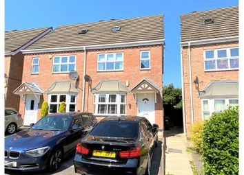 Thumbnail 3 bed semi-detached house for sale in Thomas Close, Braunstone Town