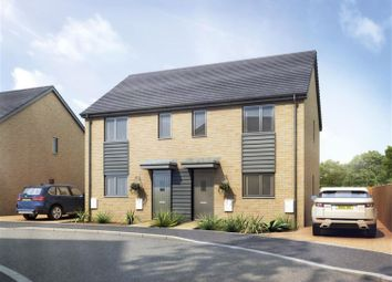 Thumbnail 3 bed terraced house for sale in 3 Wyatt Close, Dursley