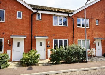 Thumbnail 3 bedroom terraced house for sale in Artillery Avenue, Shoeburyness, Southend-On-Sea