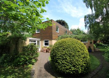 Thumbnail 3 bed detached house for sale in Newton Park, Newton Solney, Burton-On-Trent