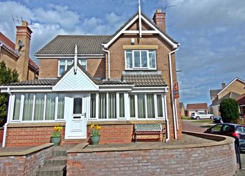 Thumbnail 4 bed detached house for sale in O'neill Drive, Peterlee