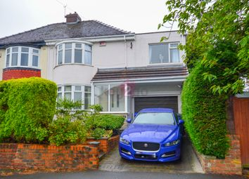 Thumbnail 3 bed semi-detached house for sale in Basegreen Avenue, Sheffield