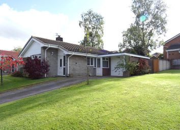 Thumbnail 3 bed detached bungalow for sale in Peterhouse Road, Sutton, Macclesfield, Cheshire