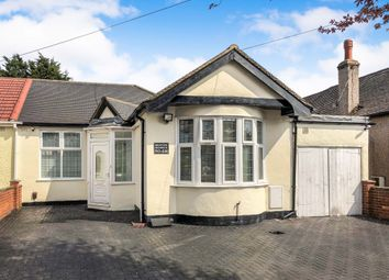 3 bed semi-detached bungalow for sale in Oaks Lane, Ilford IG2