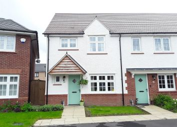 Thumbnail 3 bed terraced house for sale in Way Field, Leegomery, Telford