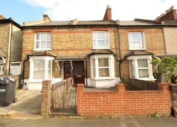 Thumbnail 3 bed terraced house for sale in Livingstone Road, Thornton Heath, Surrey