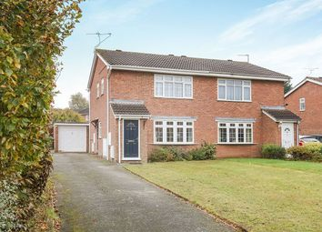 Thumbnail 1 bed flat to rent in Worcester Grove, Perton, Wolverhampton