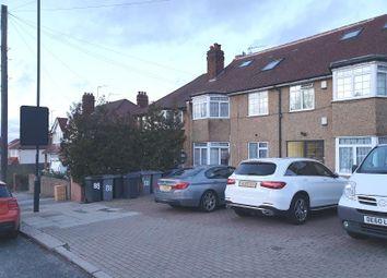 Thumbnail 2 bedroom flat to rent in Brook Road, Neasden, London