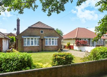 Thumbnail 3 bedroom detached bungalow for sale in Burgh Road, Skegness