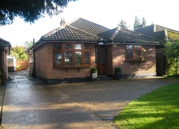 Thumbnail 3 bed bungalow for sale in Stock Road, Billericay