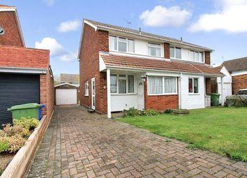 Thumbnail 3 bed semi-detached house for sale in Roper Road, Teynham, Sittingbourne