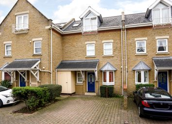Thumbnail 3 bedroom terraced house to rent in Langton Place, London